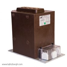 ترانس جریان فشار متوسط 24 کیلو ولت الکترو پژواک آرین