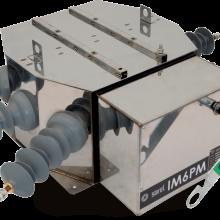 سکسیونر هوایی گازی سارل مدل IM6-PM
